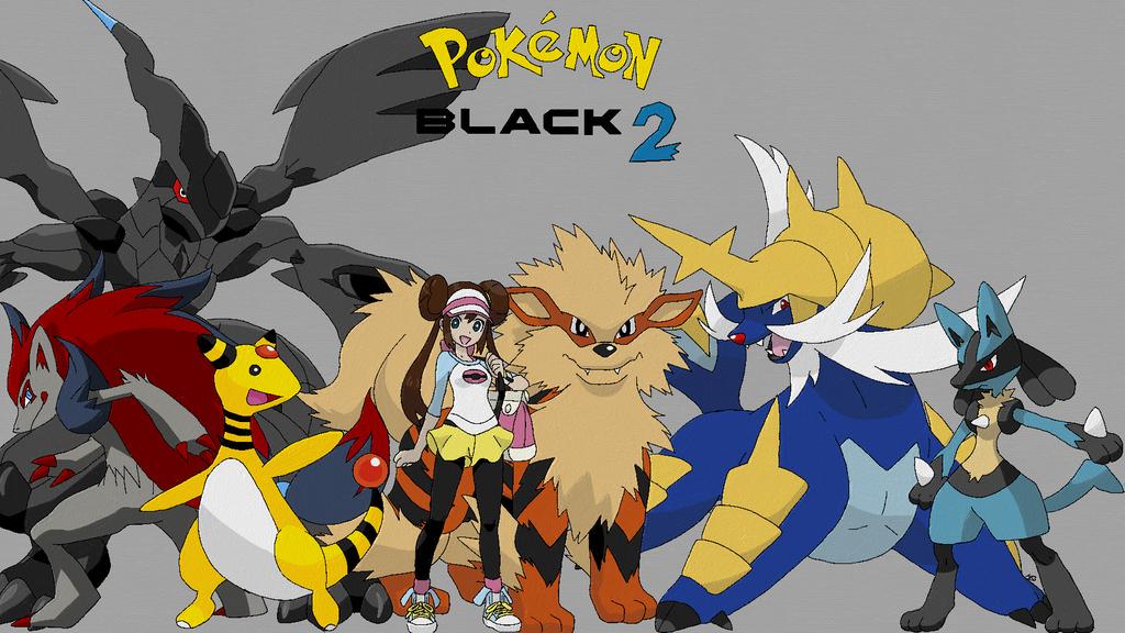 Pokemon Black  Nature Preserve