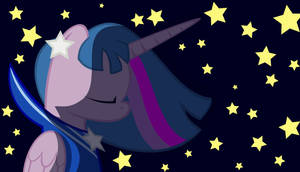 Twilight Alicorn: The Stars are Mine by BellalyseWinchester