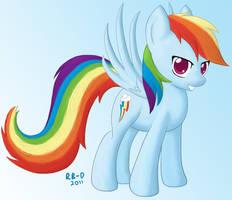 Rainbow Dash by RB-D