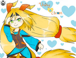 Vocaloid 4 : Unity-Chan by JudgeAngels