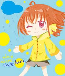 Love live Sunshine : Chika