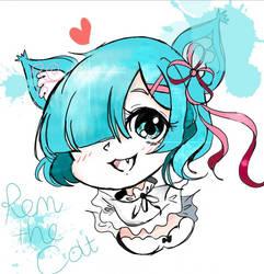 Rem the cat