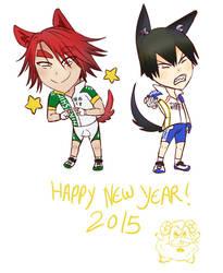 Happy new year by rachelmon