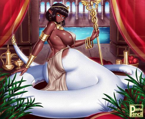 Lamia Pharaoh