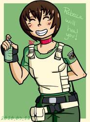 rebecca will heal you!