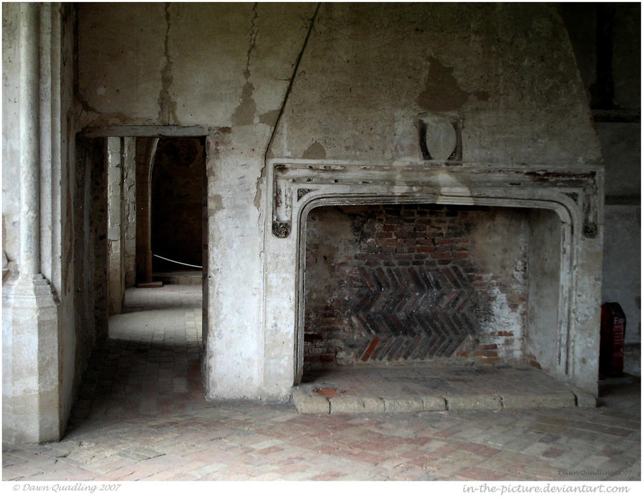Medieval Fireplace by In-the-picture on DeviantArt