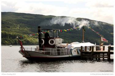 Steam Gondelier