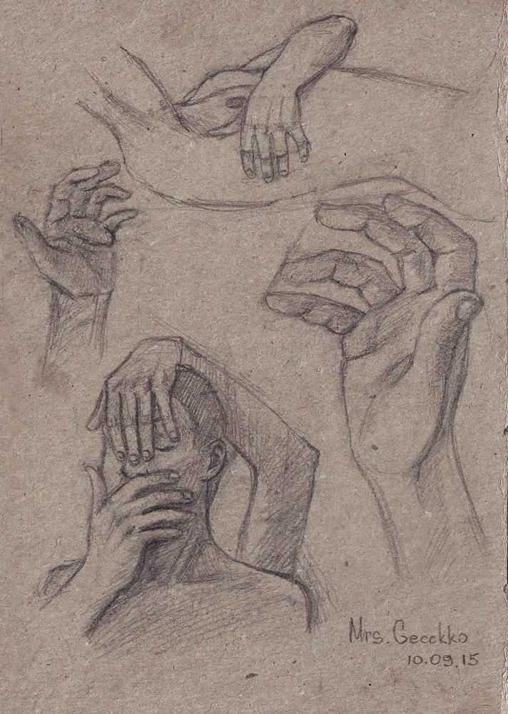 Hand by Ne-Dremlet