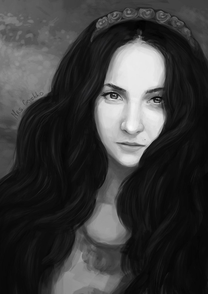 The Queen by Ne-Dremlet