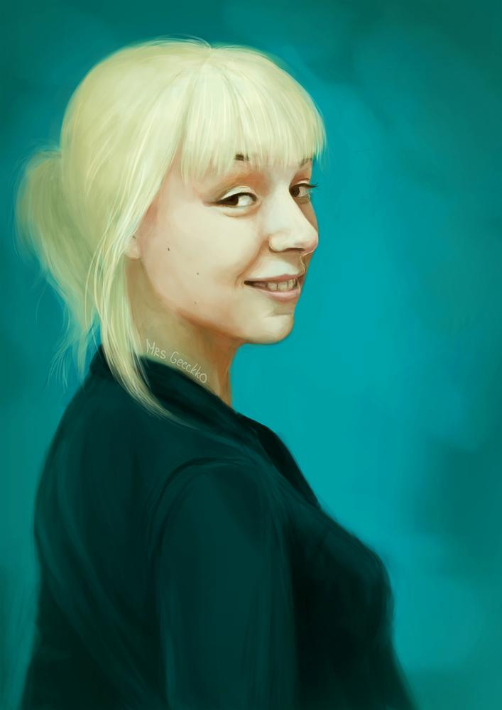 Katerina by Ne-Dremlet