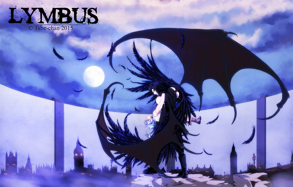 Lymbus- My Angel, your Demon by Tabe-chan