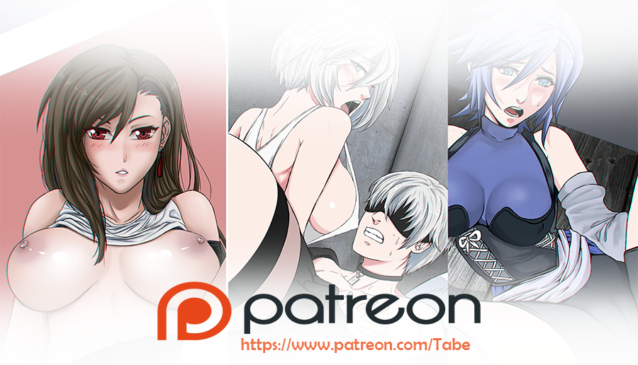 Patreon! by Tabe-chan