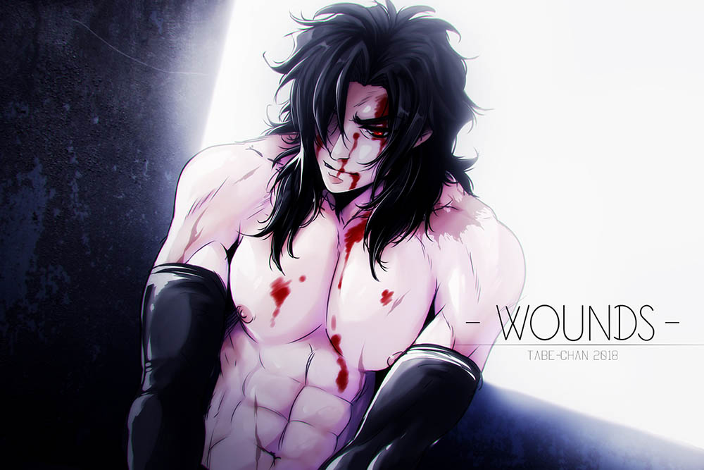 - Wounds -