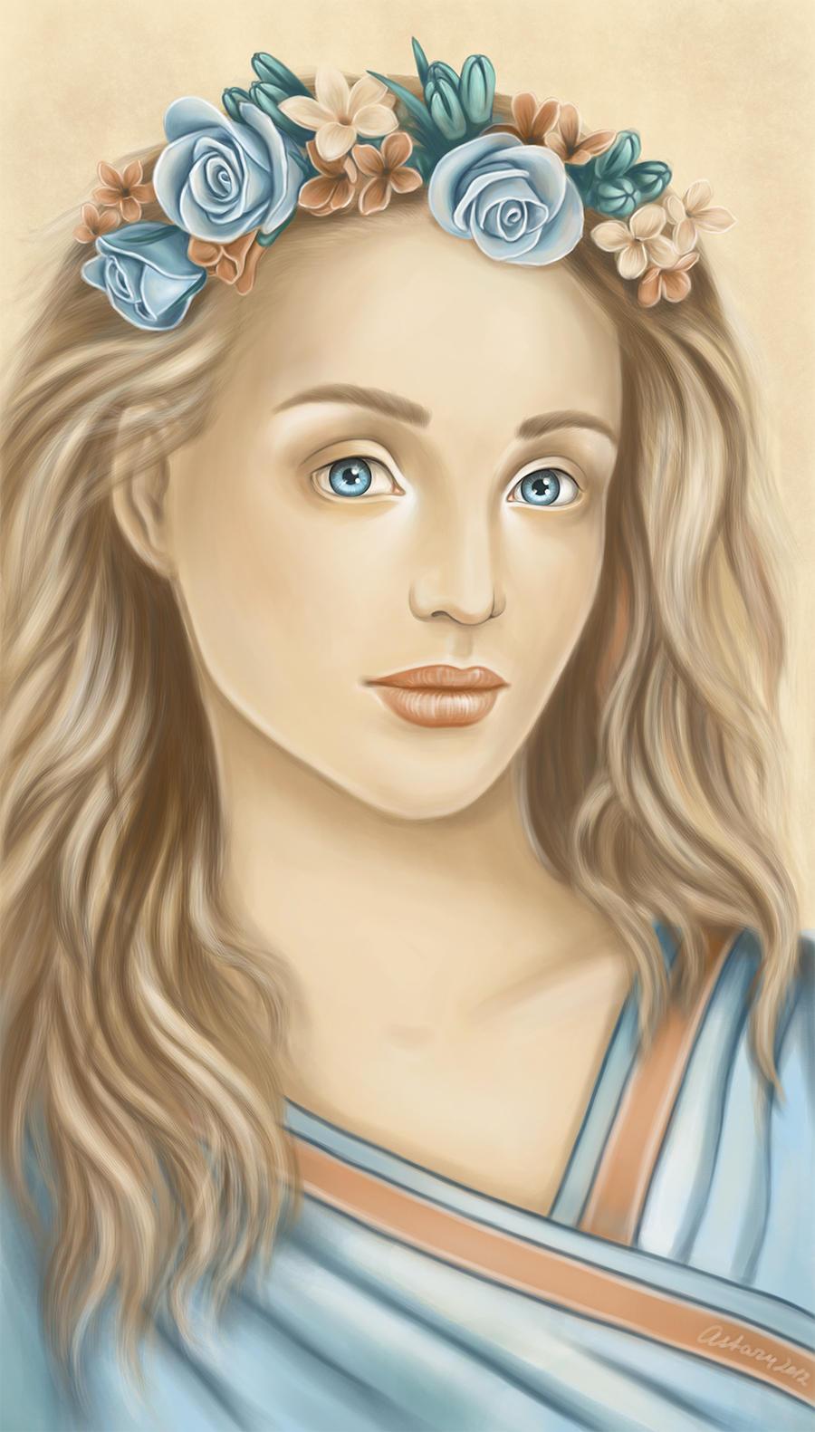 Leya Falcon nude 379