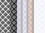 Rococo Seamless Pattern