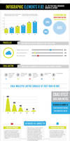 Simple set of Infographic Elements.