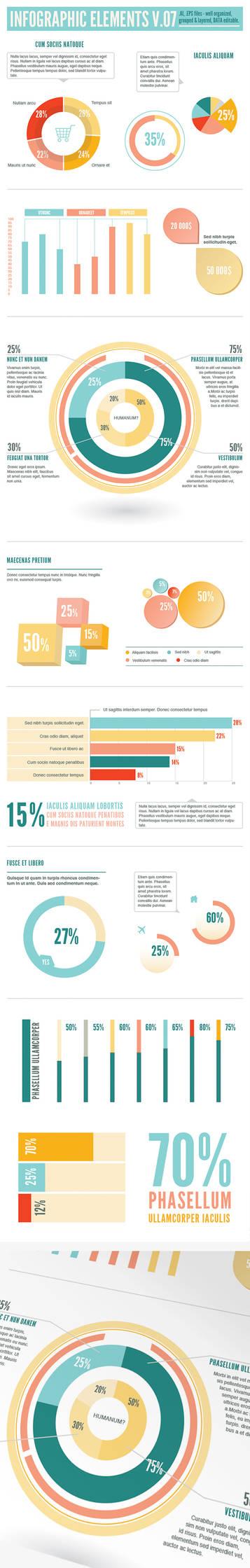 infographic elements V.07
