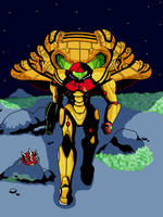 Metroid: the mission begins /remade/ by NostalgicOtaku