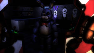 (FNaF/c4d) Just another poster