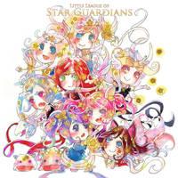Little League of Star Guardians by rozemira