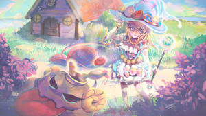 Candy Witch Lux