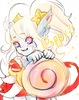 Star Guardian Poppy!! by rozemira