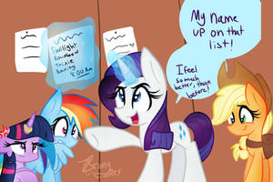 Legally Rarity The Musical- So Much Better by Lynchristina