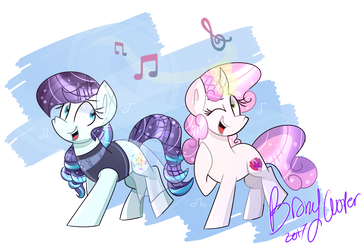 The Music Ones by Lynchristina
