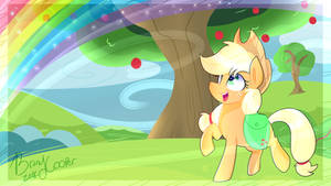 [Redraw] A Rainbow Through The Acres by Lynchristina