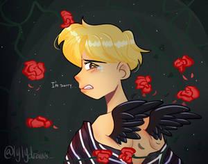 [DTIYS] A Lie of Wings + SPEEDPAINT