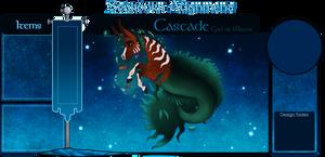 SA   Cascade   God of Water