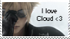 Cloud - stamp by marauder-padfoot