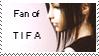 Tifa - stamp by marauder-padfoot