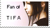 Tifa - stamp by marauder-padfoot