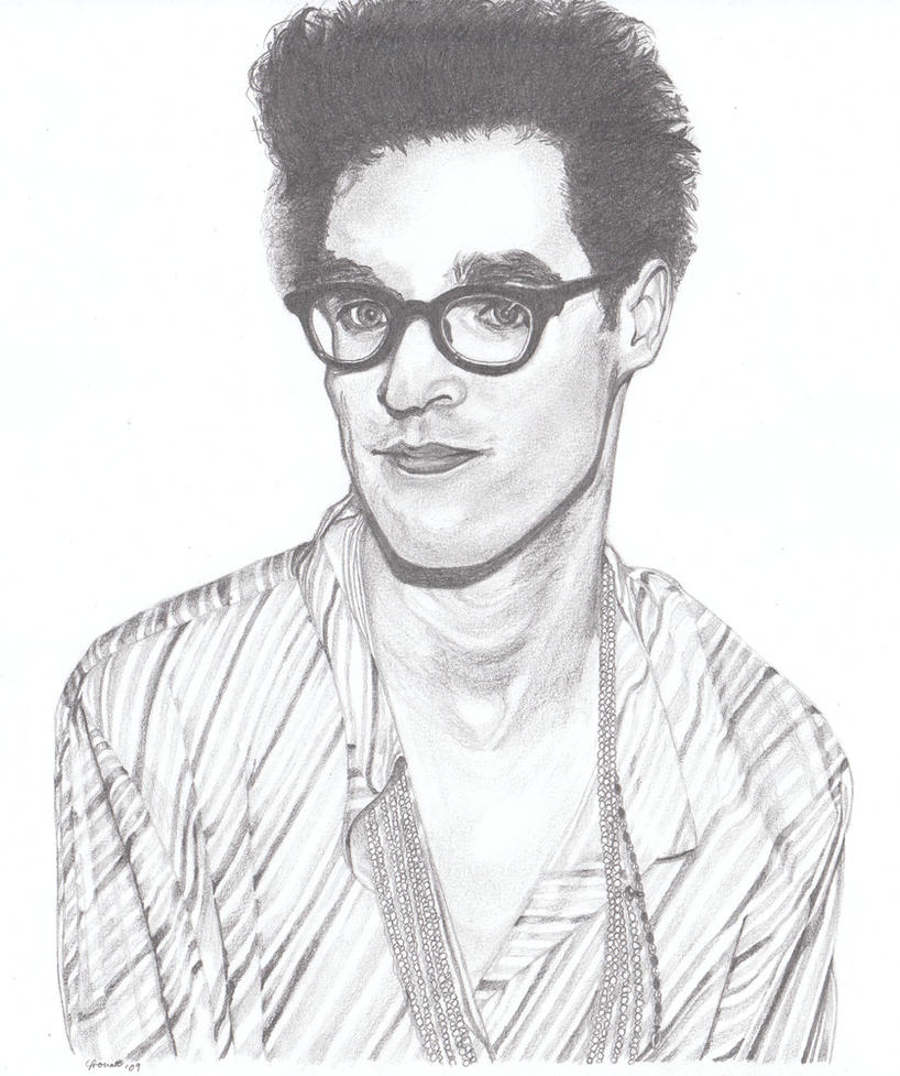 Morrissey by melodythelittlepony