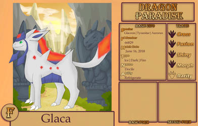 Glaca by OkamiTatsu