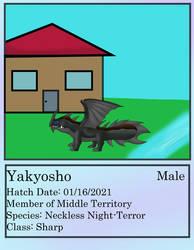 Yakyosho Ref
