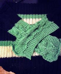Classic Sweater Model by AKKerani