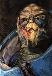 Mass Effect Oils -Garrus-