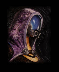 Mass Effect Oils -TALI-
