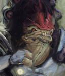 Wrex Closeup