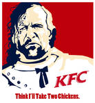 Think I'll Take Two Chickens.