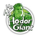 Ho Ho Hodor Giant