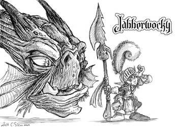 Jabberwocky by Dawgweazle