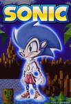 Sonic The Hedgehog Redesign by Dawgweazle