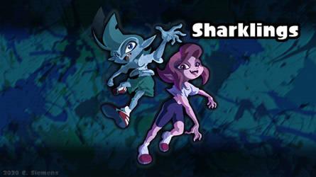 Splatoon Sharklings by Dawgweazle