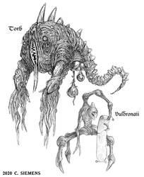 Vuldronaii and Torb by Dawgweazle
