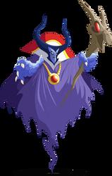 Dragon Quest: Dragonlord by Dawgweazle