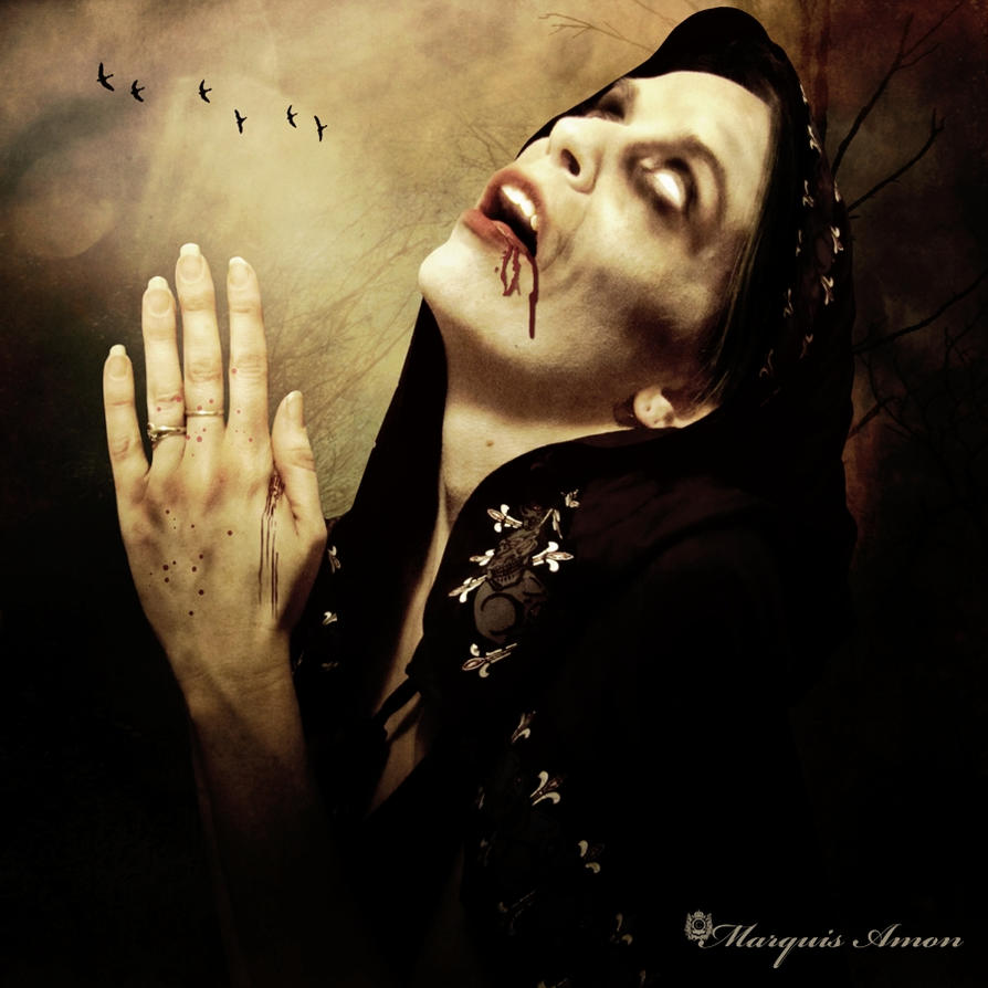 Dead Prayer by MarquisAmon