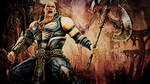 Barbarian by MarquisAmon